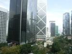 Hong Kong Park - groene long
