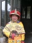 Keizer Qianlong in levenden lijve